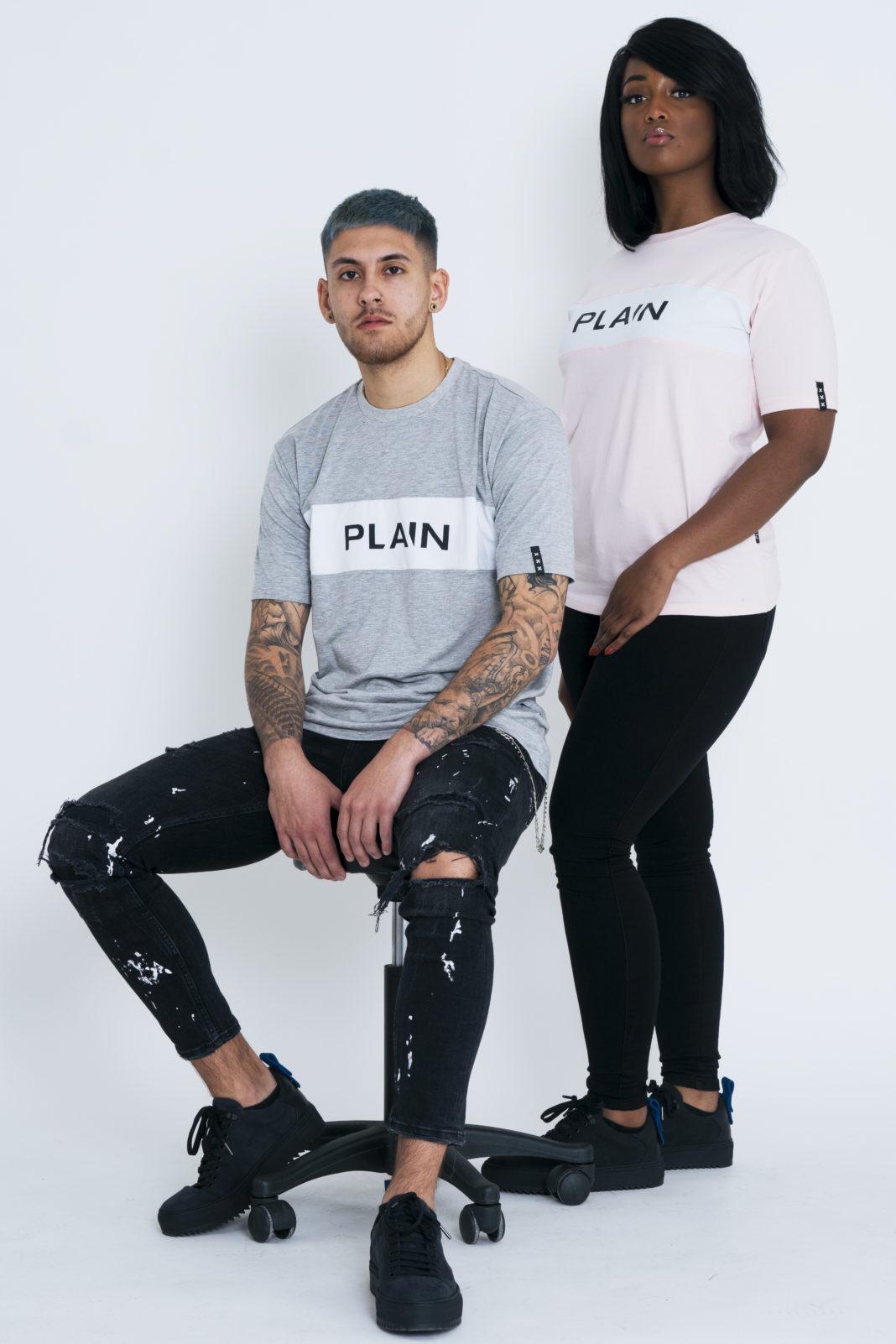 kledingmerk plain