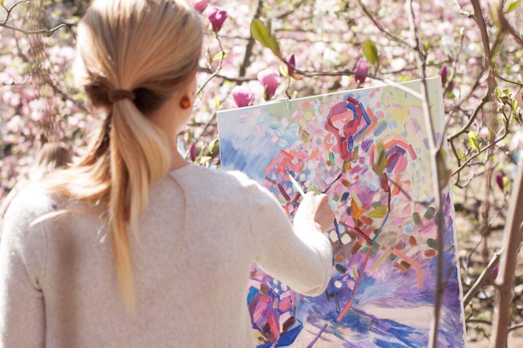 het leven van een artiest