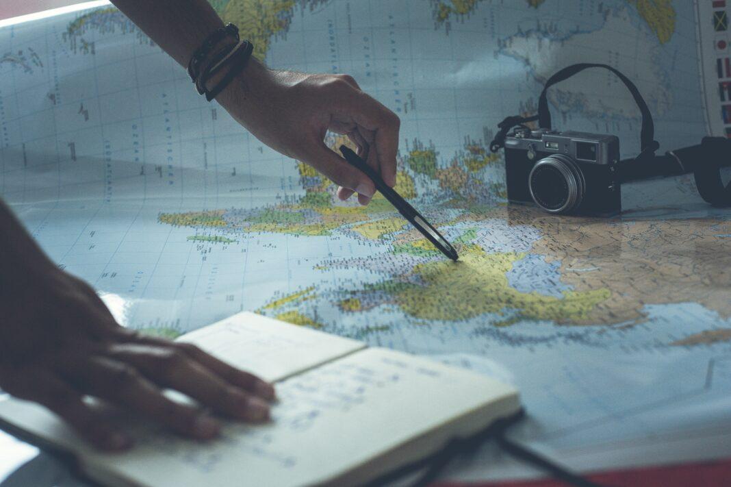 reizen en bloggen