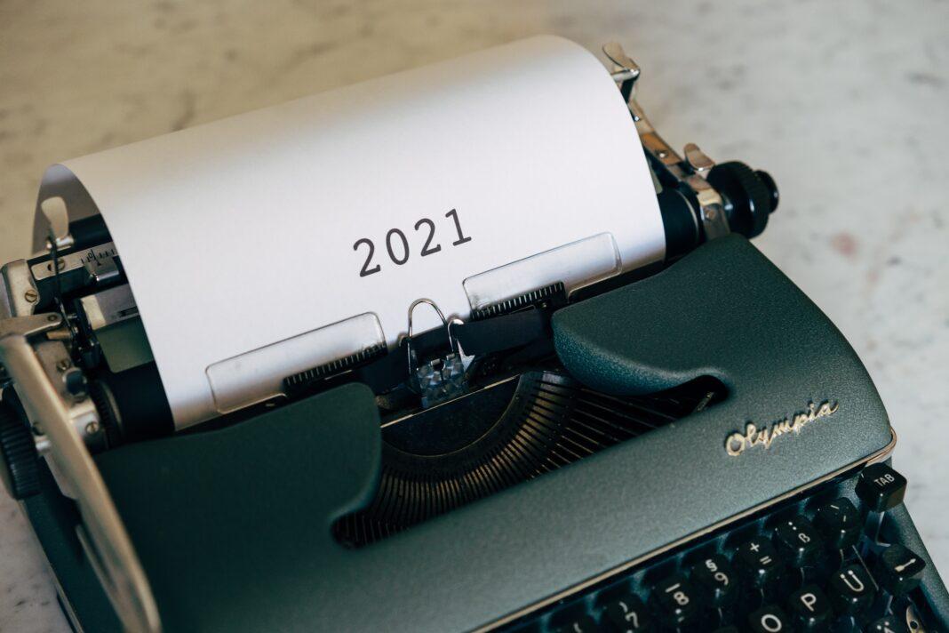 beginnen met bloggen in 2021