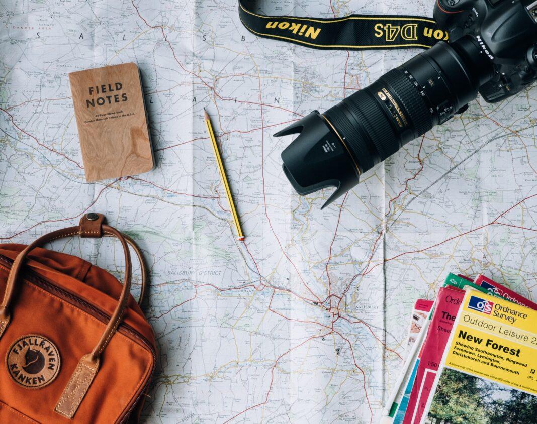 2k per maand als reisblogger
