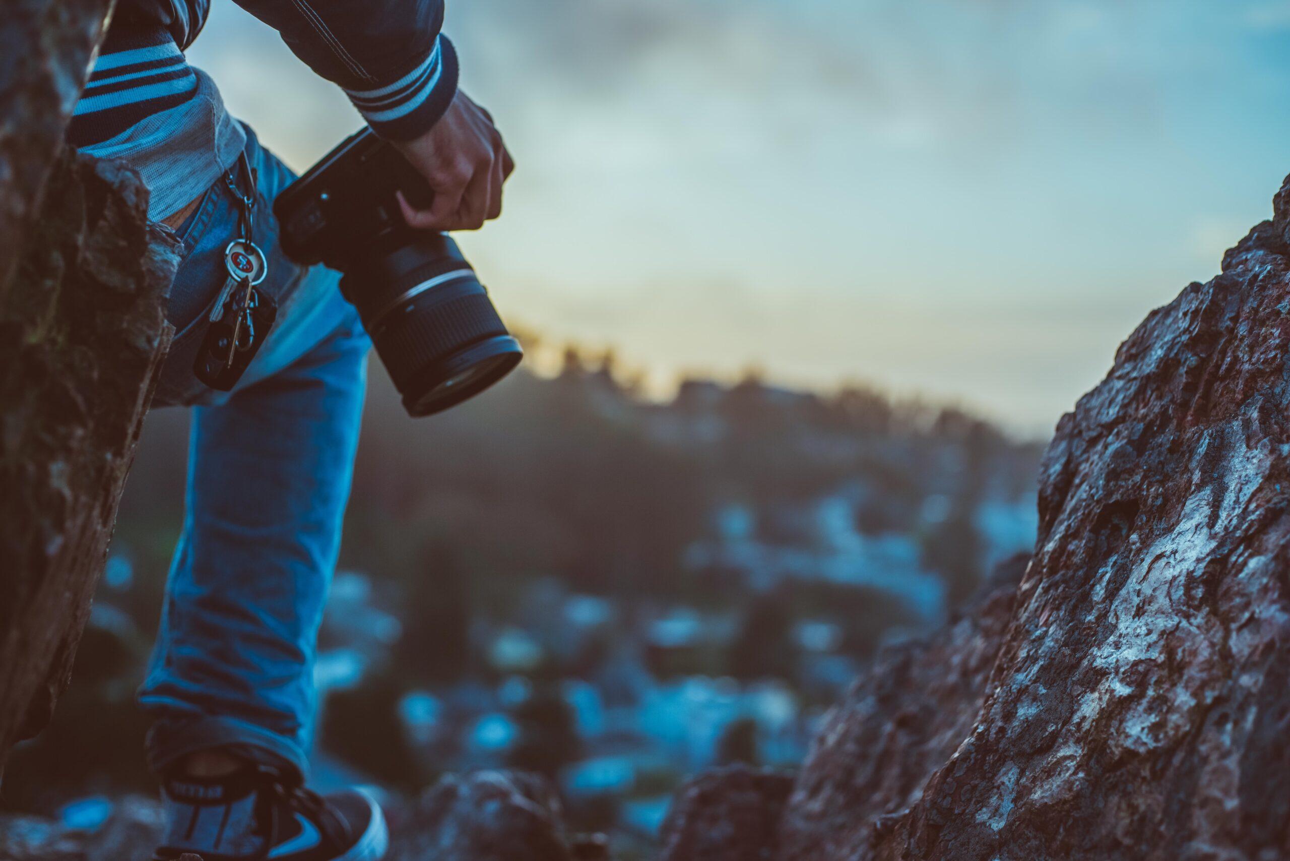 fotografen volgen instagram